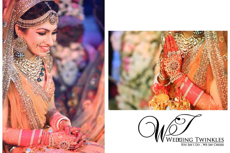 Tulsi Kumar & Hitesh Ralhan Wedding Pictures