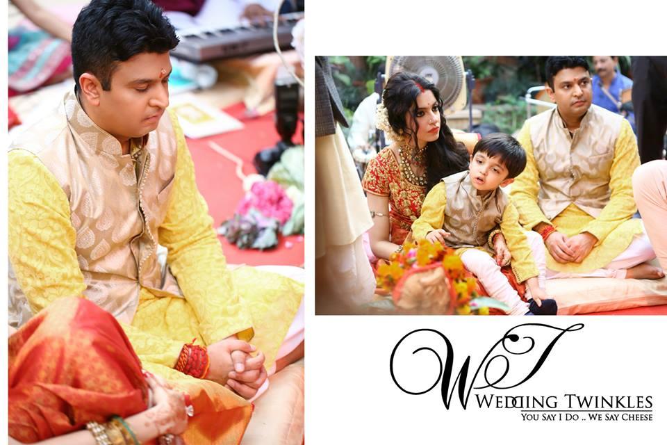 Gulshan kumar's daughter Tulsi Kumar Wedding Pictures