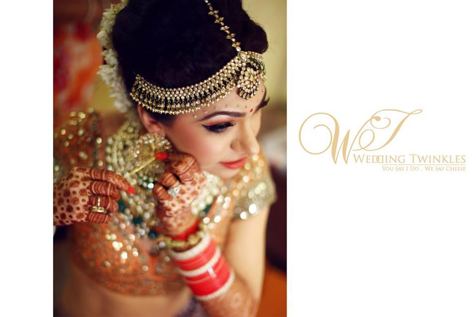 Tulsi Kumar and Hitesh Ralhan Wedding Pictures