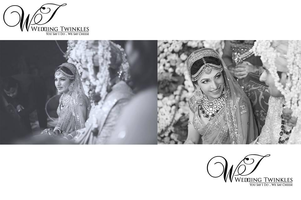 Singer Tulsi Kumar Wedding Pics