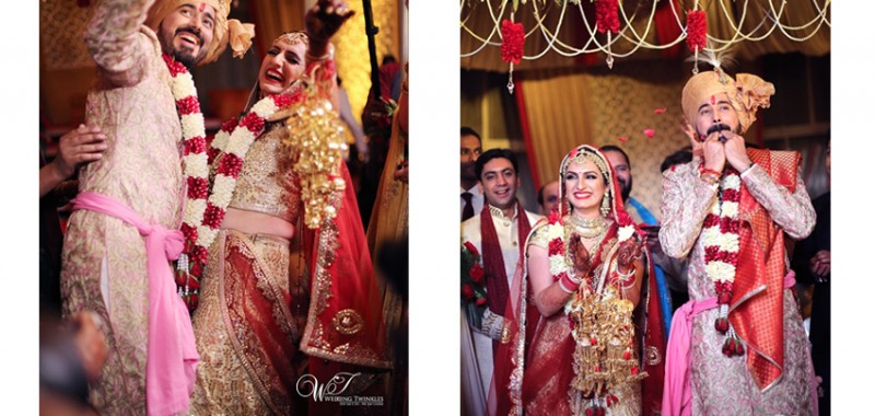 Pictures of Singer Akriti Kakar's Wedding