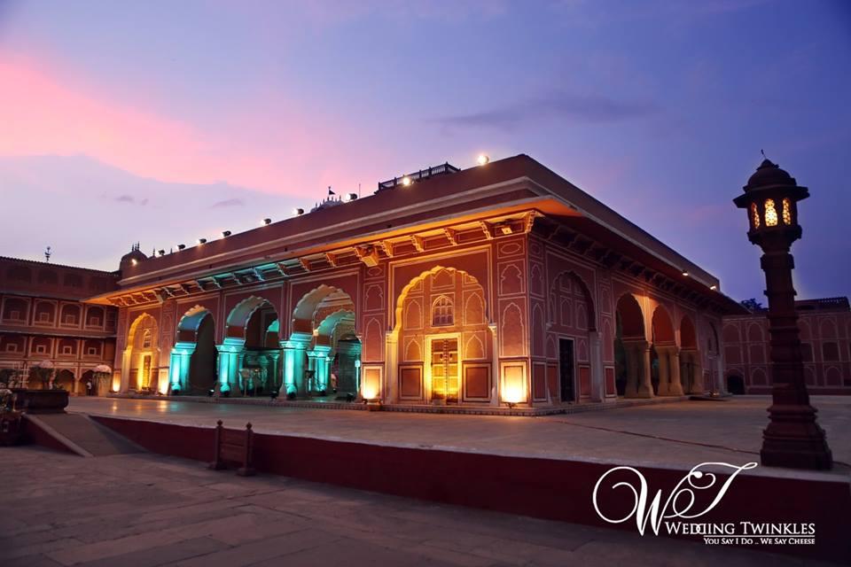 Raj Anupriya That S The One Wedding At City Palace Jaipur