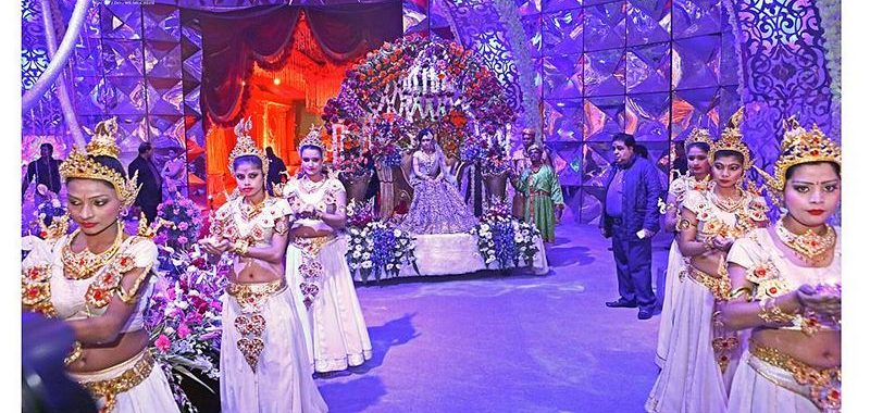 10 wedding venues in Delhi that should be eyeing if you are planning a wedding.