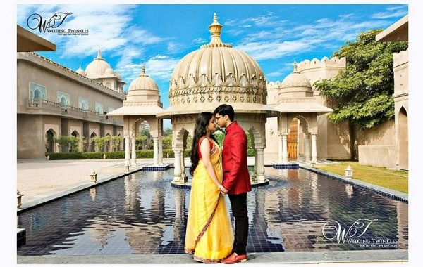 Check out the top 5 pre-wedding locations in and around Delhi