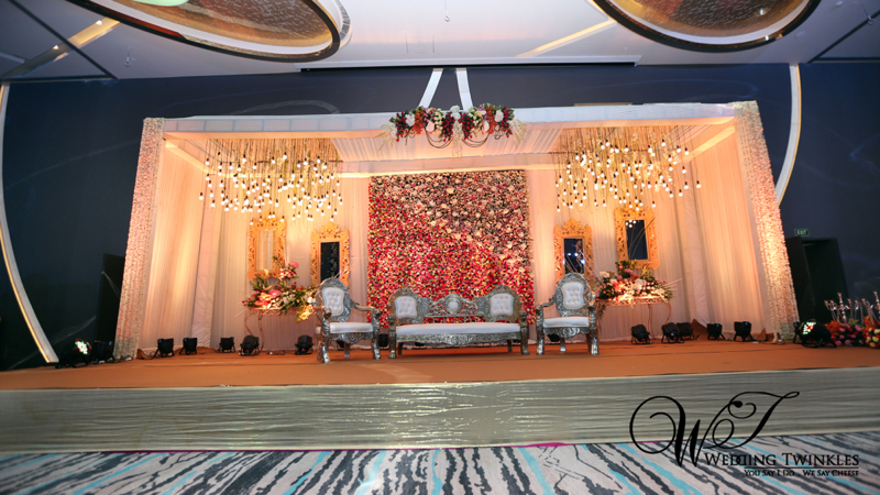 Wedding reception ideas in delhi wedding twinkles raddison blu radisson blu has their chains of hotels in and around delhi ncr radisson blu is so renowned that most of the people these days are choosing junglespirit Images