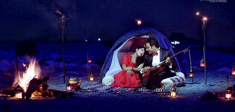 Shruti and Mudit Prewedding pictures