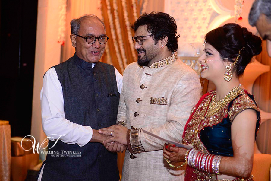 babaul supriyo wedding