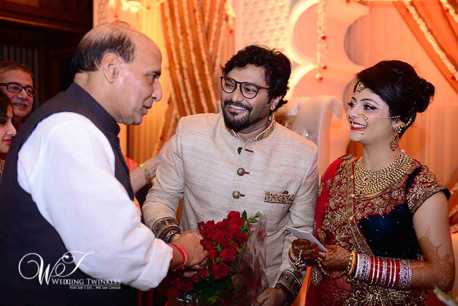 babaul supriyo wedding