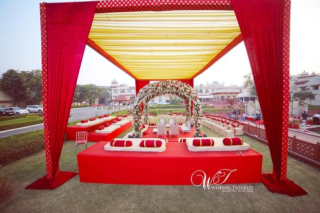 Grand Destination Wedding