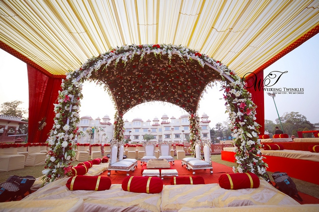 Wedding photography Jai Mahal Palace