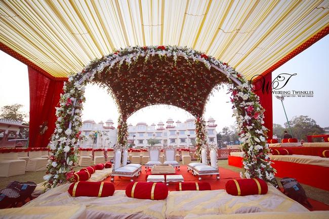 Wedding photography Jai Mahal Palace