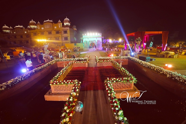 Wedding photography Jai Mahal Palace in Jaipur