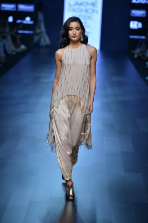 1.1 Payal Singhal's incredibly designed outfits