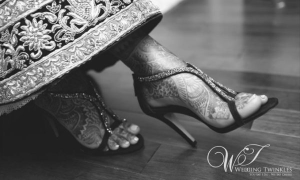 1.2 Invest in shoes before the wedding trousseau