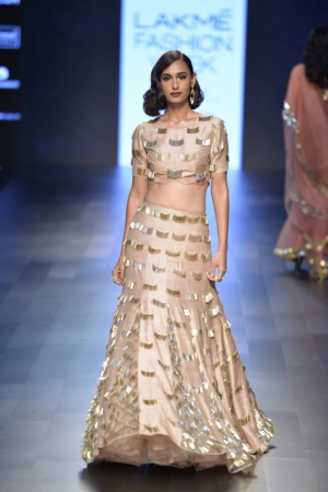 1.3 Payal Singhal's incredibly designed outfits