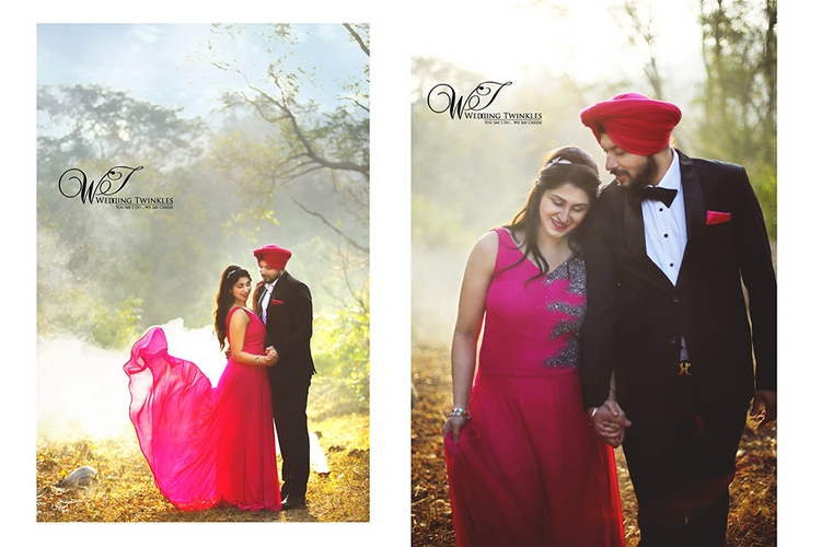 Pre-Wedding Photography in Haridwar & Rishikesh