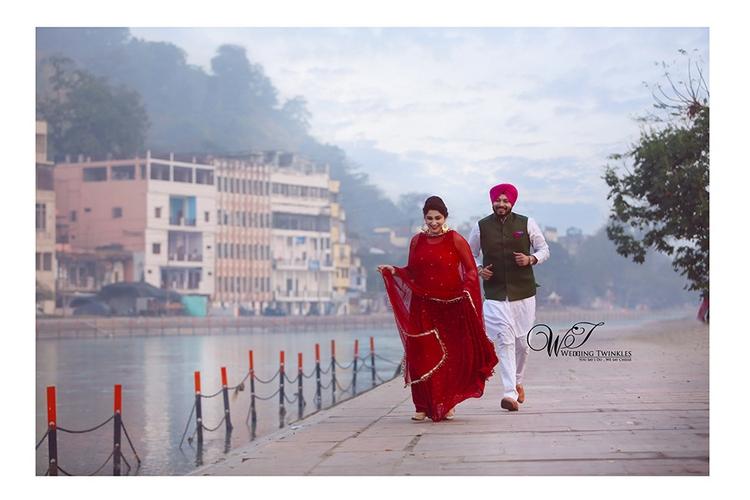 pre wedding photos indian