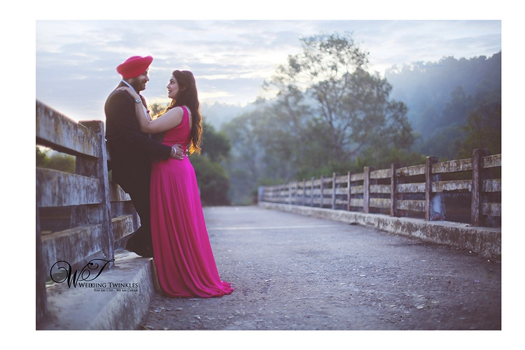 Pre-Wedding Photography in Haridwar & Rishikesh-6