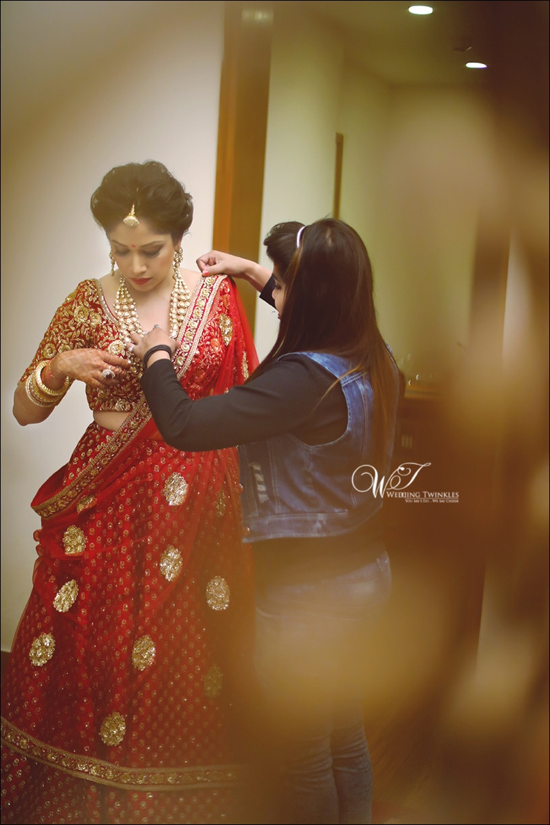 wedding makeup services in India