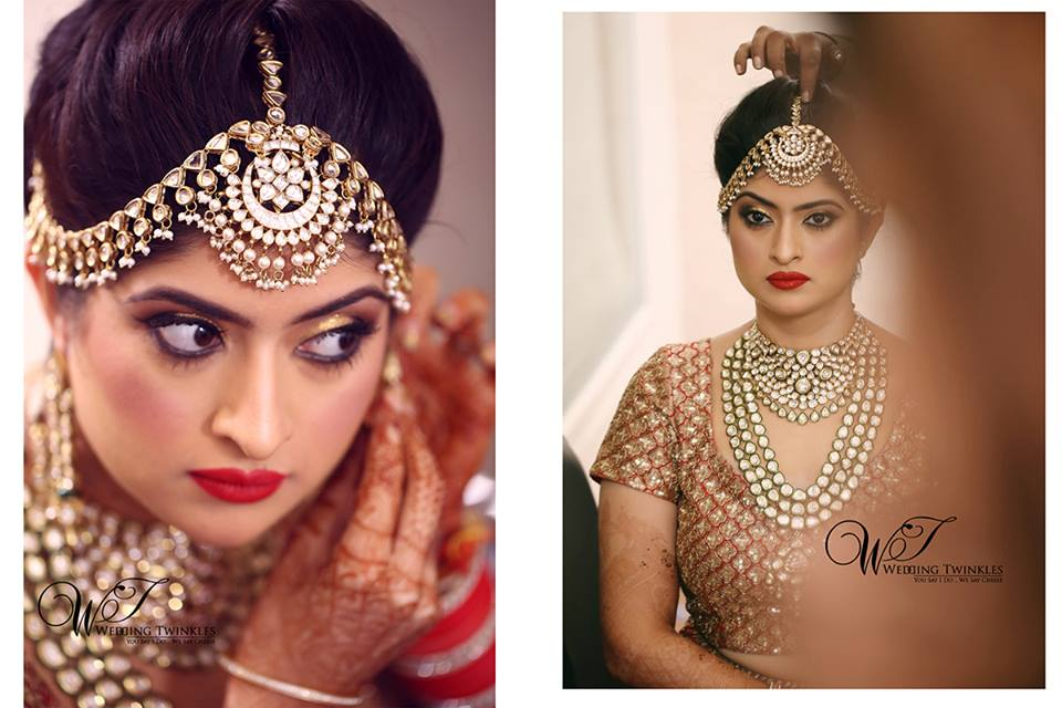 Bridal Make up Artist in Delhi