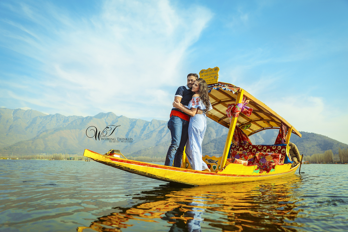 Pre Wedding Photography in Delhi